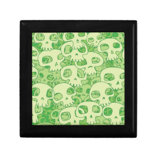 Cool skulls gift box