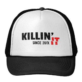 Cool Slang Killin It Since Black Grunge Cool Cap