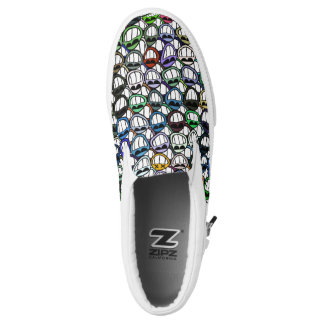 Cool Smiles Printed Shoes