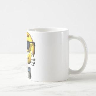 cool smiley face coffee mug