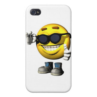 cool smiley face covers for iPhone 4