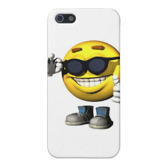 cool smiley face iPhone 5/5S cases