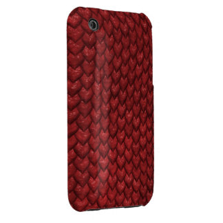 Cool snake skin pattern case. iPhone 3 cover