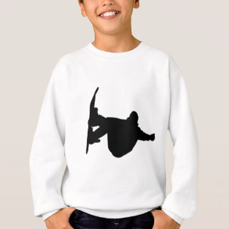 Cool snowboarding sweatshirt