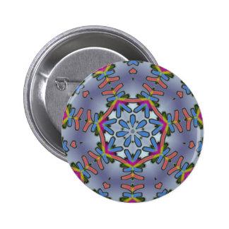 Cool Snowflake Button