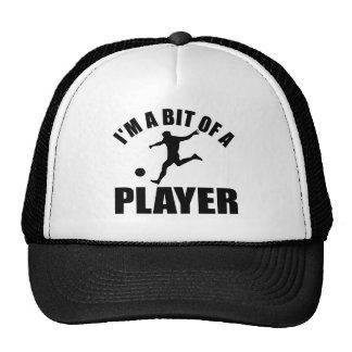 Cool Soccer design Hat