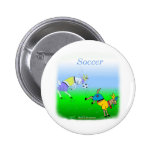Cool soccer gifts for kids button