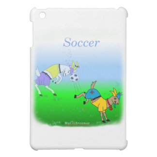 Cool soccer gifts for kids case for the iPad mini