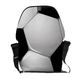 Cool Soccer Messenger Bag
