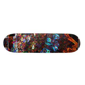 Cool Soft Lights Skateboard