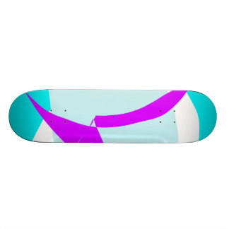 Cool Soft Water Nature Ice Bird Glacier 20.6 Cm Skateboard Deck