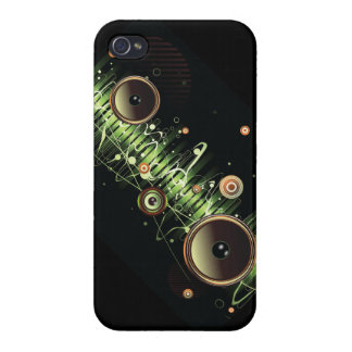 Cool speakers Iphone Cover Cases For iPhone 4