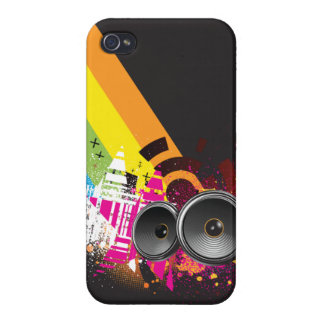Cool speakers Iphone Cover iPhone 4/4S Case
