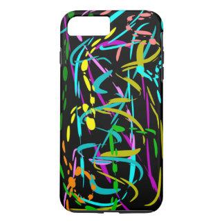 Cool Splash of Color iPhone 7 Plus Case