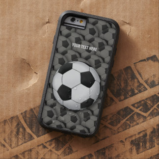 Cool Sport Soccer | Football Gifts Tough Xtreme iPhone 6 Case