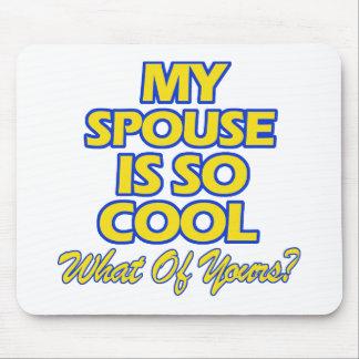 cool Spouse designs Mouse Pad