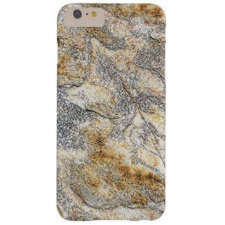 Cool Stone Effect Modern Texture Barely There iPhone 6 Plus Case