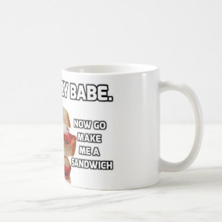 Cool Story Babe Basic White Mug