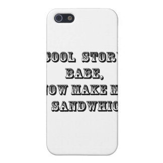 Cool story babe covers for iPhone 5