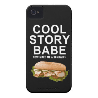 cool story babe iPhone 4 Case-Mate cases