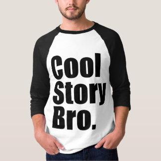 Cool Story Bro. 3/4 Sleeve Raglan T-Shirt