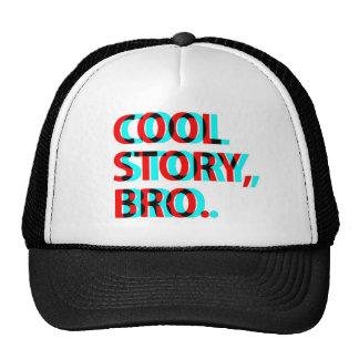 Cool Story Bro 3d Hats