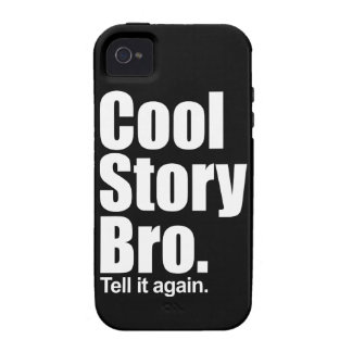 Cool Story Bro. iPhone 4/4S Cover