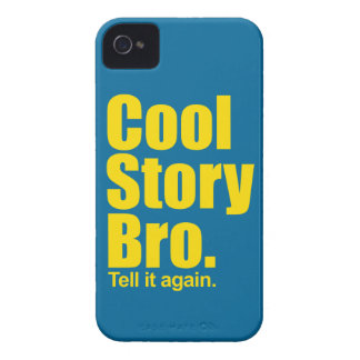 Cool Story Bro. Case-Mate iPhone 4 Case