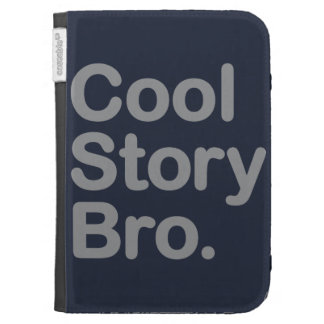 Cool Story Bro Kindle Keyboard Case