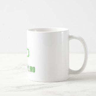 Cool Story, Bro! Classic White Coffee Mug