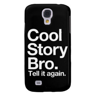 Cool Story Bro iPhone 3 case