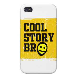 Cool Story Bro Case For iPhone 4