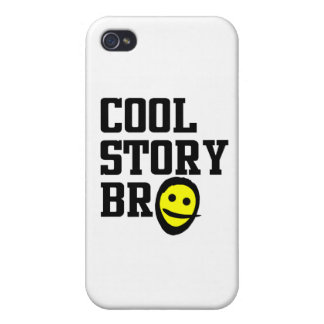 Cool Story Bro iPhone 4/4S Covers