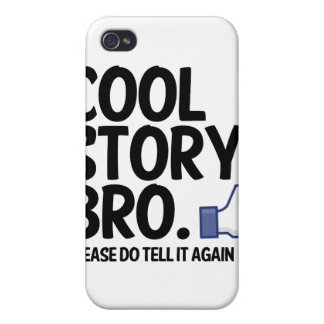 Cool Story Bro Iphone case iPhone 4 Covers