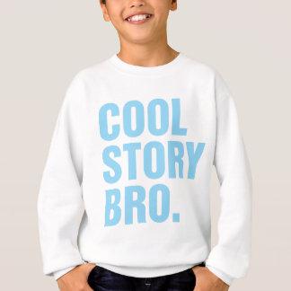 cool story bro light blue tshirts