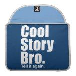 "Cool Story Bro. Mac Pro 13"" Rickshaw Flap Sleeve"