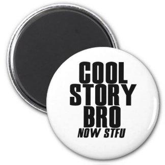 Cool Story Bro Fridge Magnet