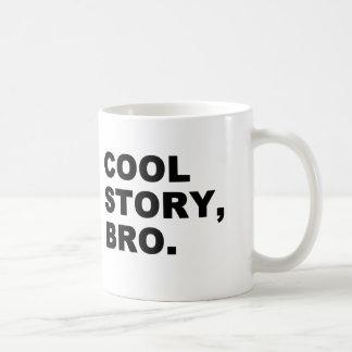 Cool Story Bro Classic White Coffee Mug