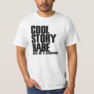 Cool Story Bro Parody T-Shirt