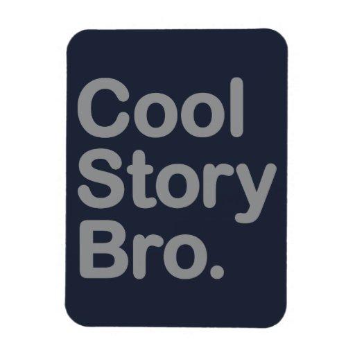 Cool Story Bro. Premium Magnet