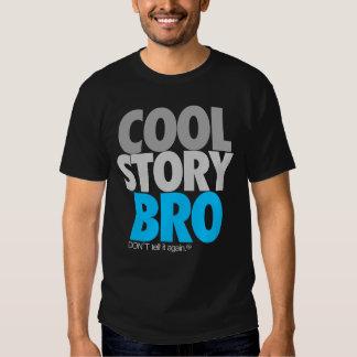 """Cool Story Bro"" (Sky Blue) Tees"