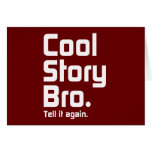Cool Story Bro. Tell it again. 5