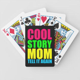 Cool Story Mom Playing Cards
