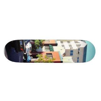 Cool Street In Hillcrest 20 Cm Skateboard Deck