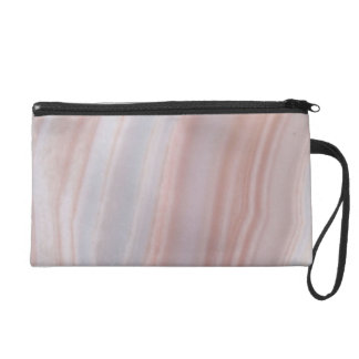 Cool Stripes Botswana Agate Awesome Stone Wristlet Clutches