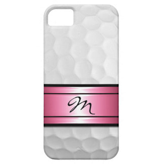 Cool Stylish Golf Sport Ball Dimples Image iPhone 5 Cover