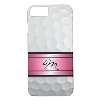 Cool Stylish Golf Sport Ball Dimples Image iPhone 8/7 Case