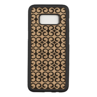 Cool Stylish Pattern Carved Samsung Galaxy S8 Case