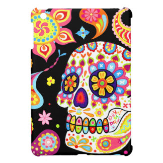Cool Sugar Skull iPad Mini Case