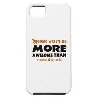Cool Sumo Wrestling designs iPhone 5/5S Case